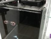 45cmキューブオーバーフロー水槽