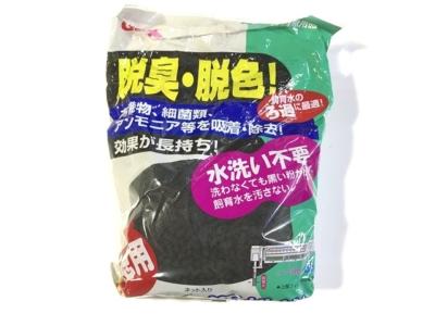 GEXの活性炭パッケージ