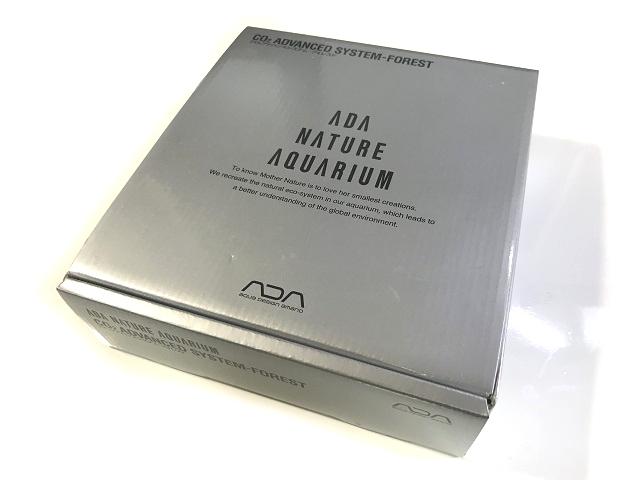 ADAのCO2アドバンスシステム フォレストのパッケージ