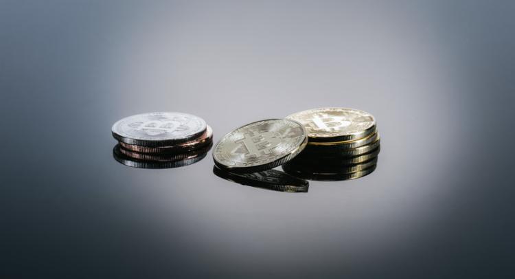 複数の硬貨