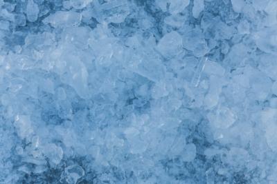 氷の結晶(テクスチャー)