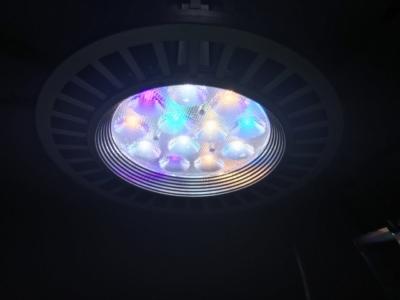 グラッシーレディオRX122フレッシュの点灯LED