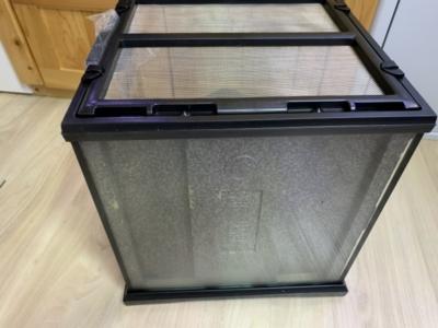 グラステラリウム 3030、外観、後ろから