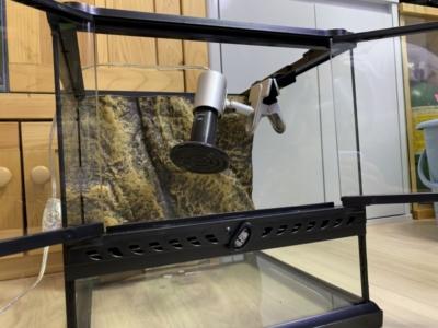 グラステラリウム 3030、ランプステーの使い方